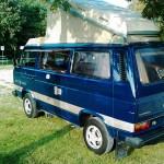 VW Bus T3 seitlich
