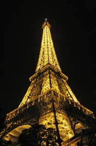 Copyright Tour Eiffel - Illuminations Pierre Bideau