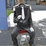 Künstler in Barcelona