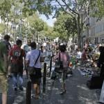Marseilles Flohmarkt